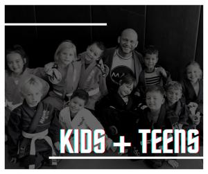 Kids + Teens BJJ